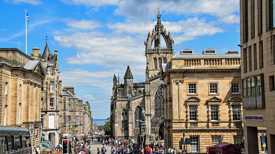 15. Edinburgh, Scotland