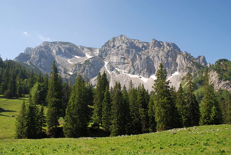 15. Kalkalpen National Park, Austria
