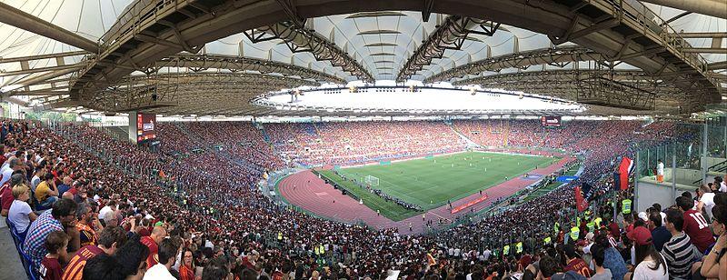 15. Olympic Stadium, Rome