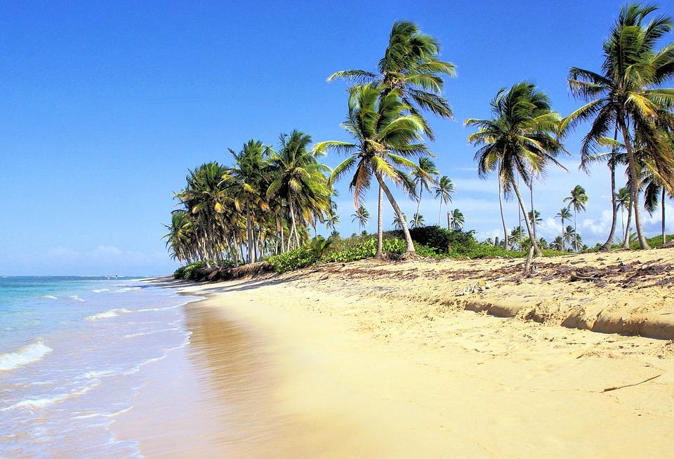 15. Playa Bavaro, Punta Cana, Dominican Republic