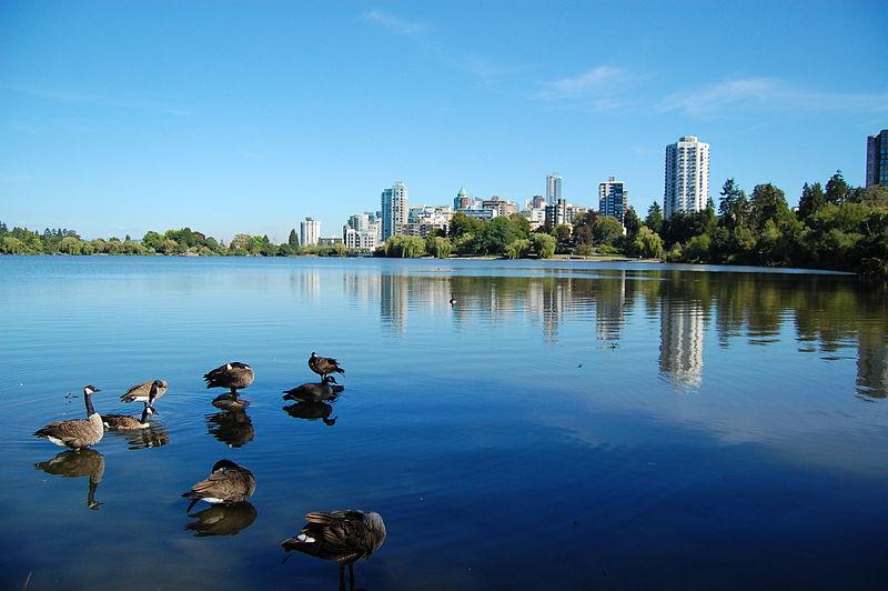 15. Stanley Park - Vancouver, Canada