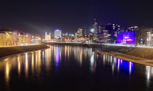 15. Vilnius, Lithuania