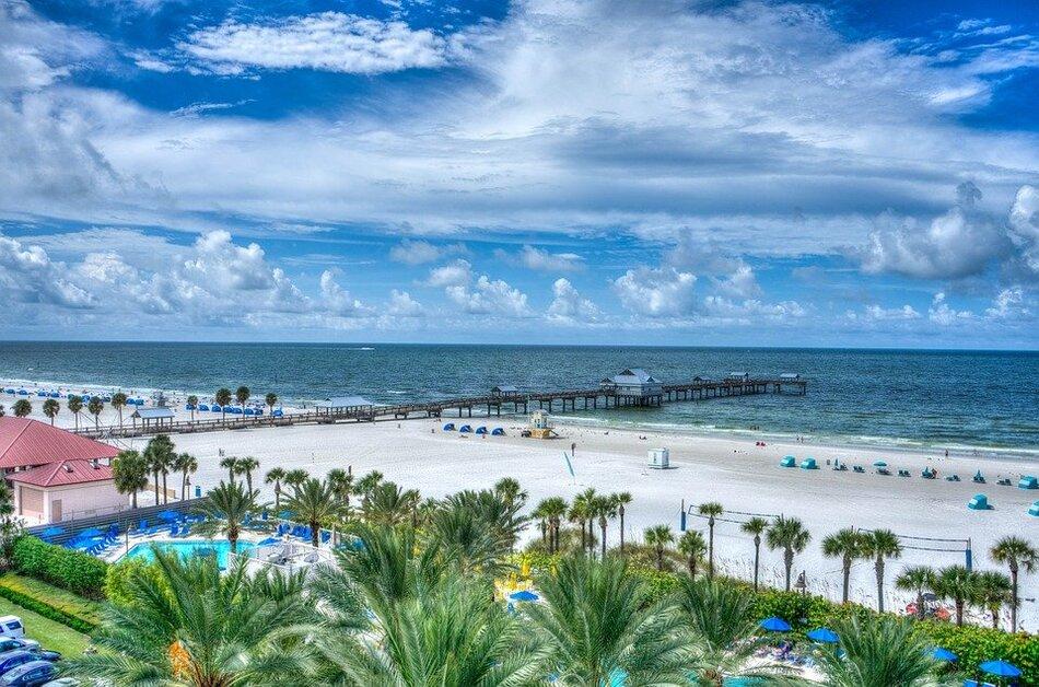 16. Clearwater Beach, Florida