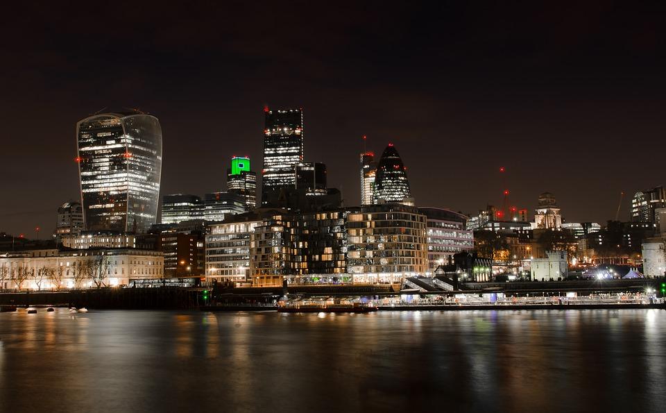 16. London, Uk