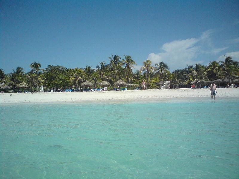 17. Playa Varadero, Cuba