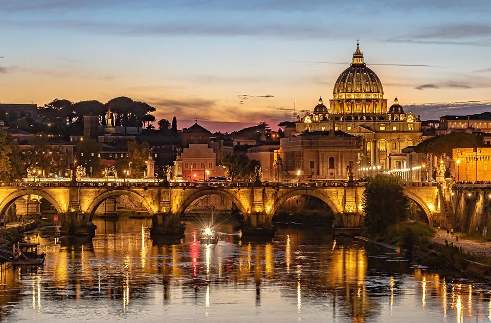 17. Rome, Italy