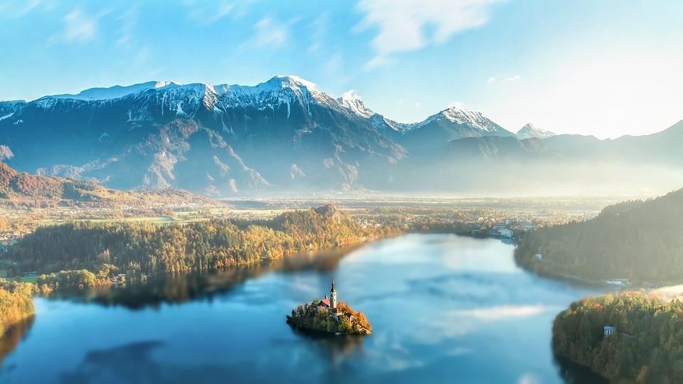 18. Lake Bled - Slovenia