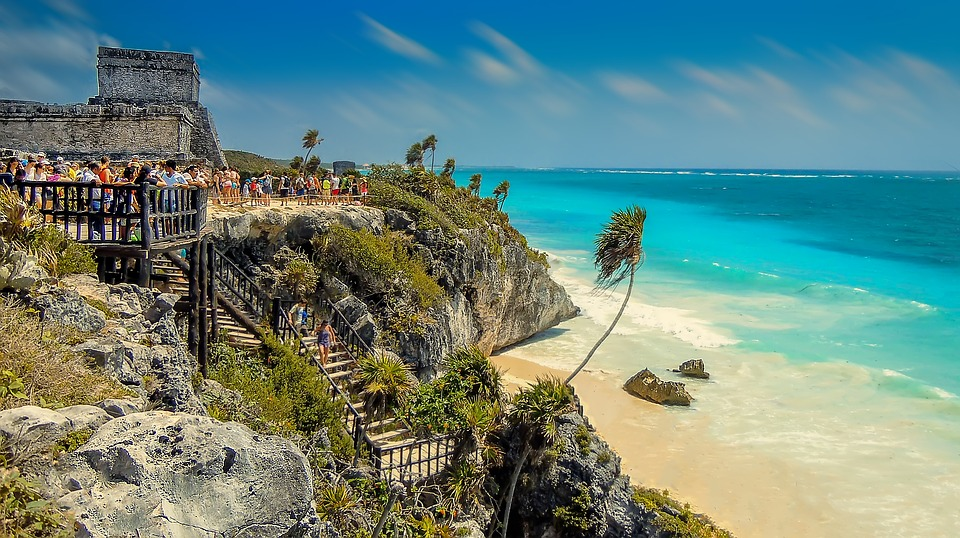 18. Mayan Beach, Tulum, Mexico