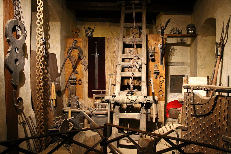 18. Museum of Medieval Tortures - Prague, Czech Republic