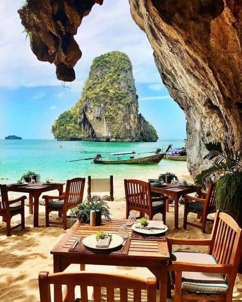 18. The Grotto - Krabi, Thailand