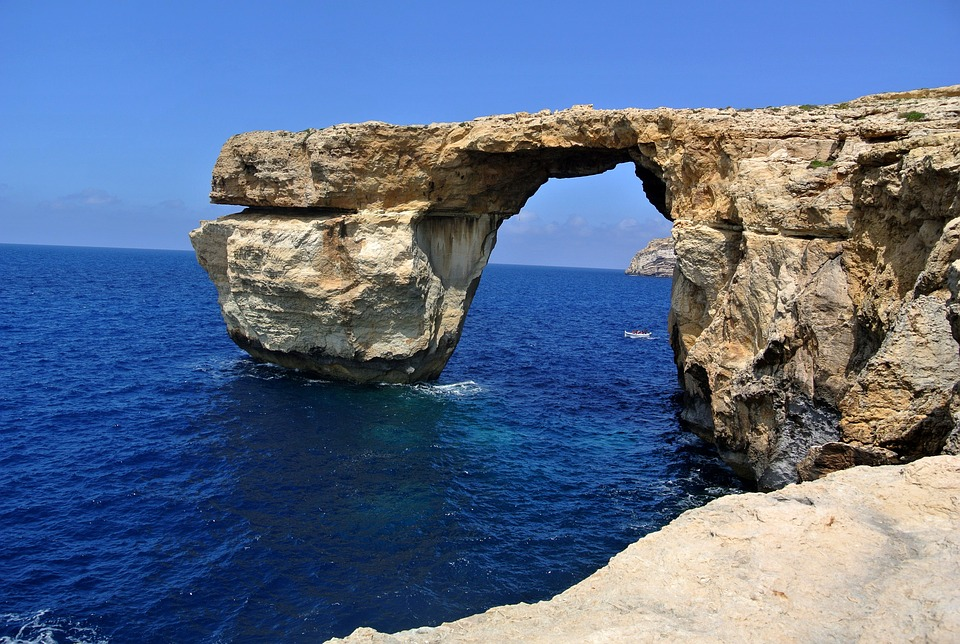19. Dwejra Bay - Malta