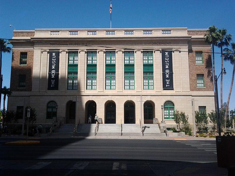 19. Mob Museum - Las Vegas, USA