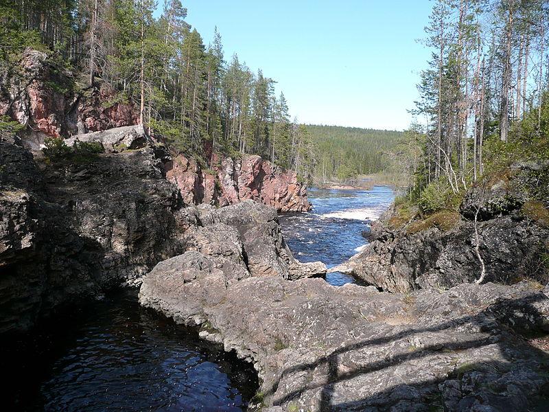 19. Oulanka National Park, Finland