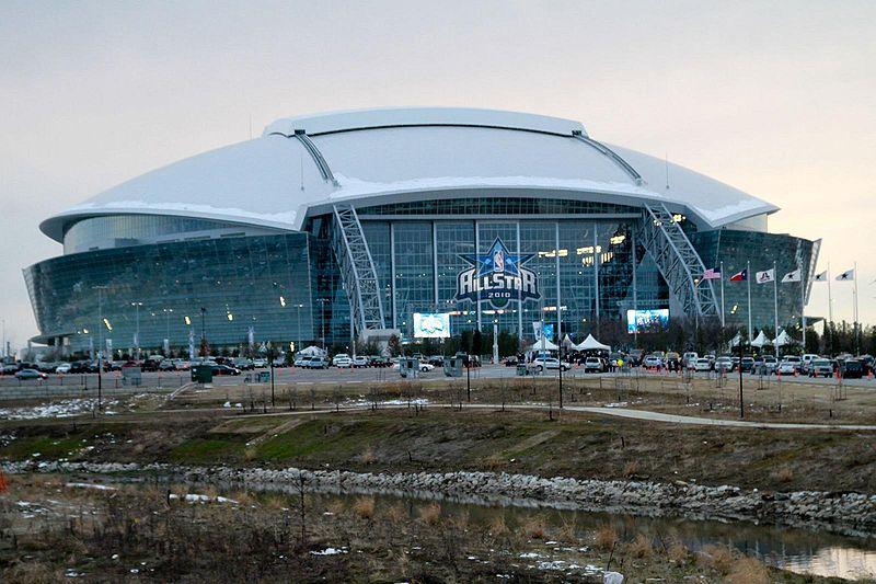 2. AT&T Stadium - Arlington, USA