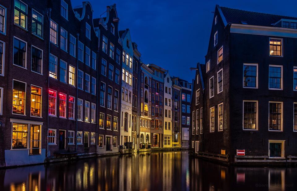2. Amsterdam, The Netherlands