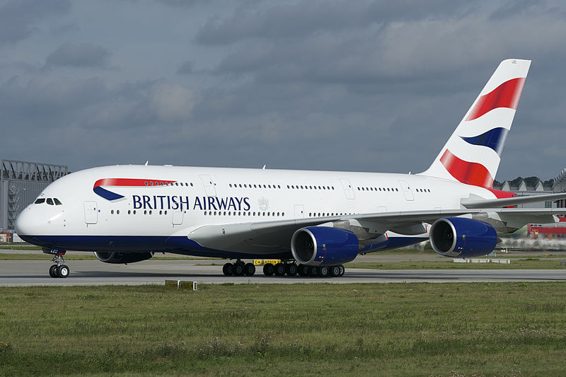 2. British Airways, UK