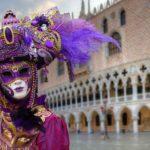 2. Carnival of Venice - Venice, Italy
