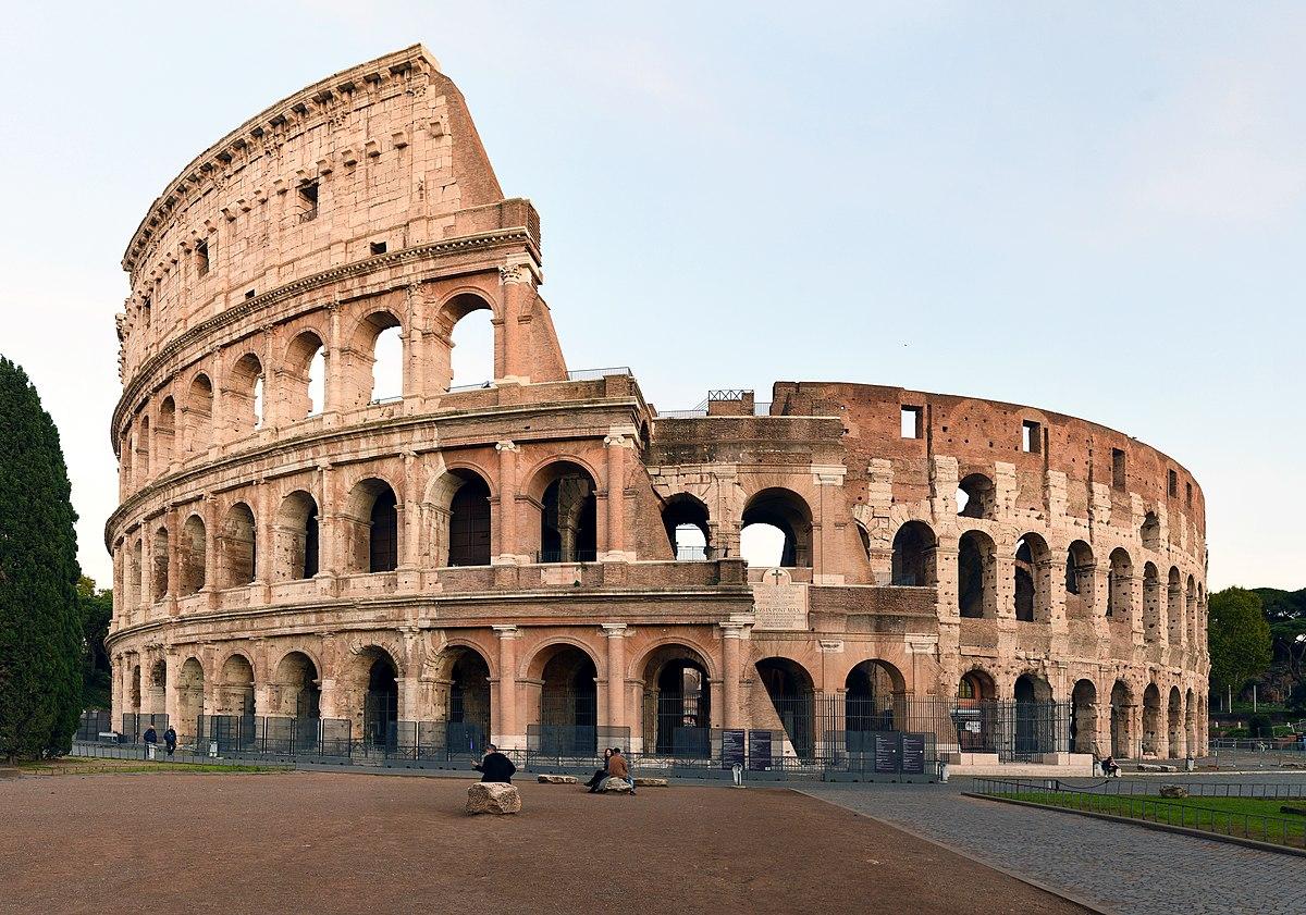 2. Colosseum, Rome