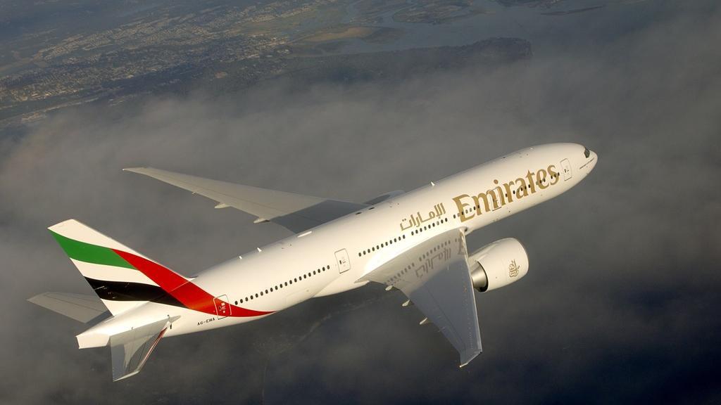 2. Dubai - Auckland