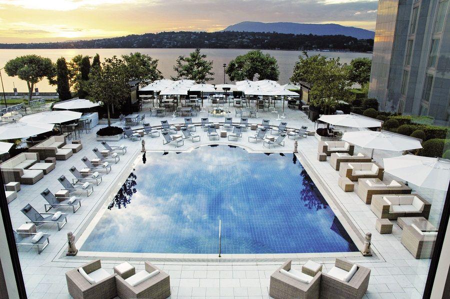 2. Hotel President Wilson, Geneva