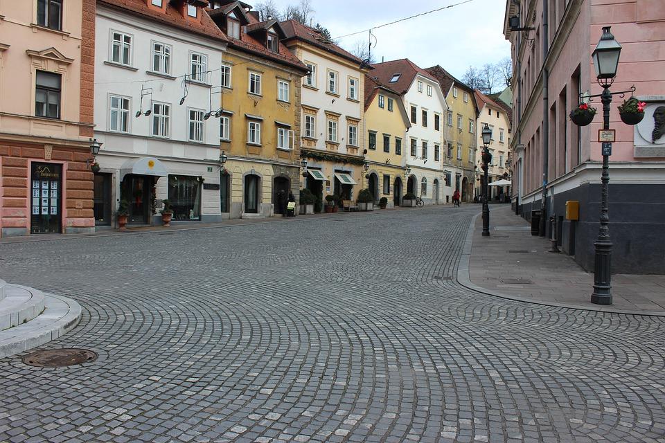 2. Ljubljana, Slovenia