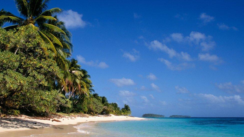 2. Marshall Islands
