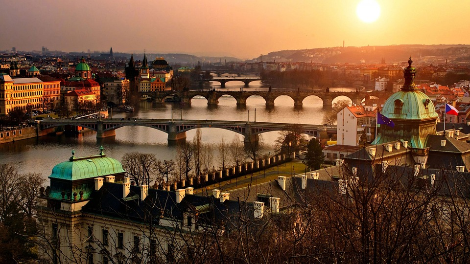 2. Prague, Czech Republic