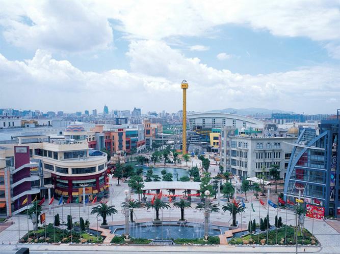 2. South China Mall - Dongguan, China
