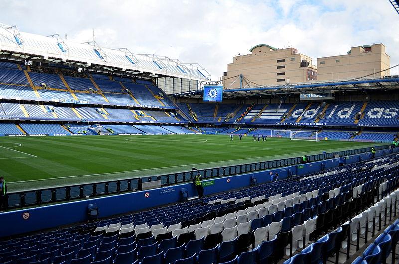 2. Stamford Bridge, London