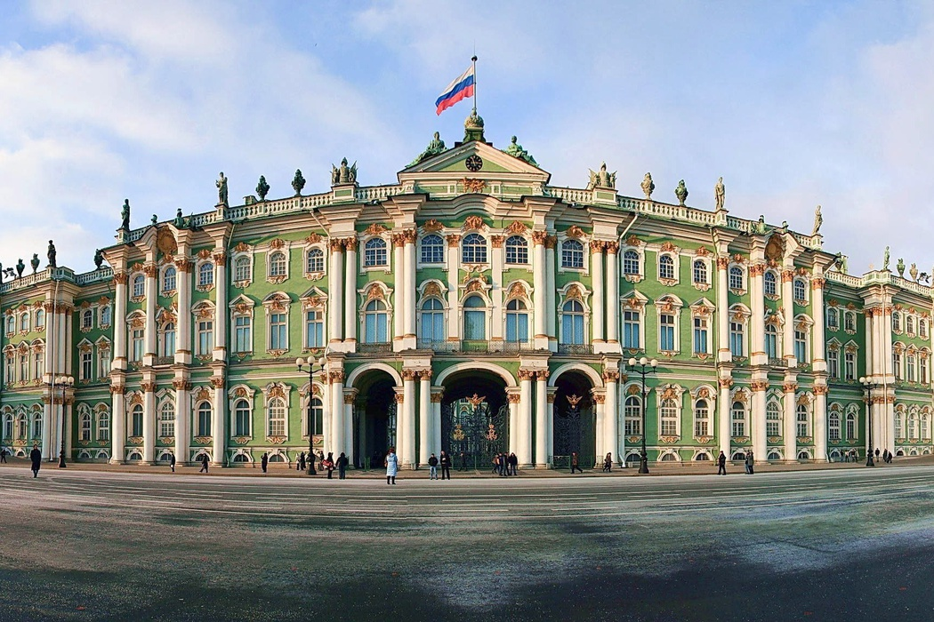 2. State Hermitage Museum