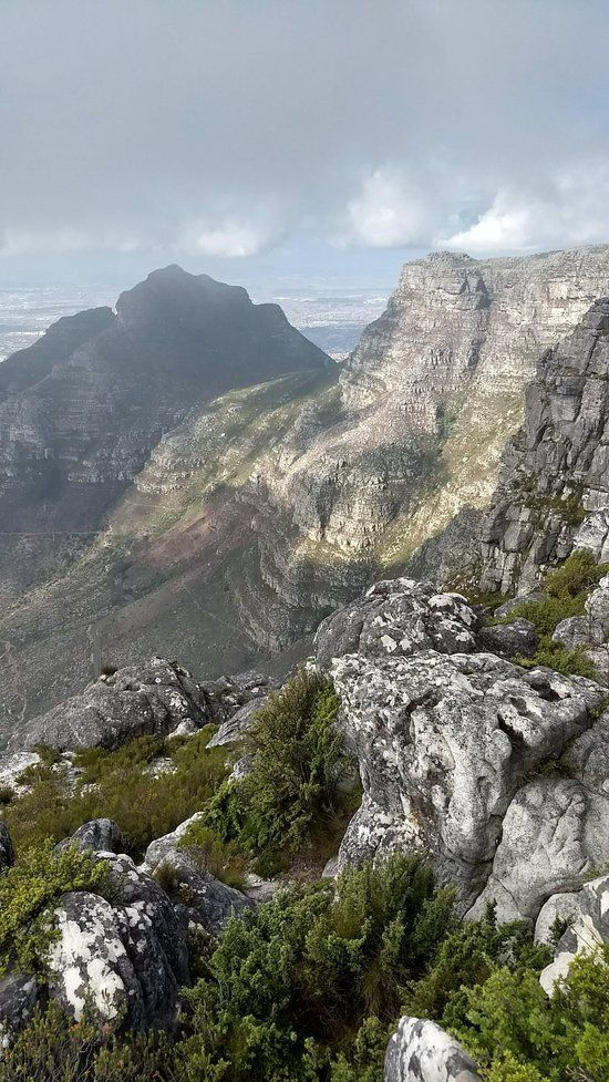 2. Table Mountain National Park