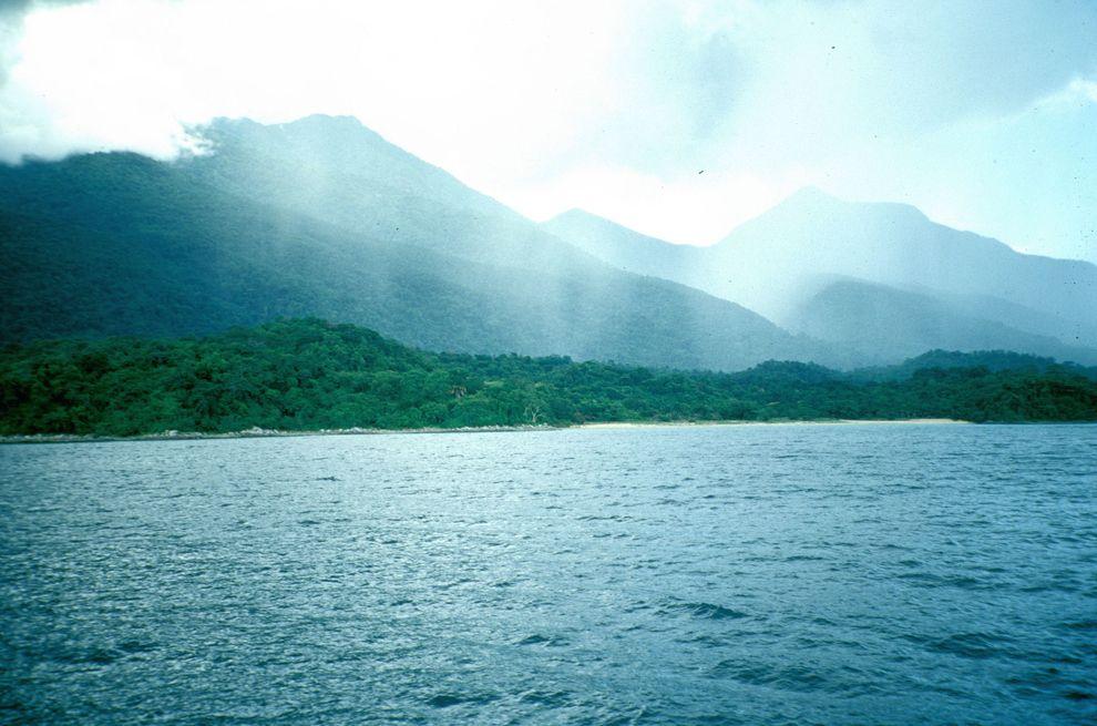 2. Tanganyika, Central Africa
