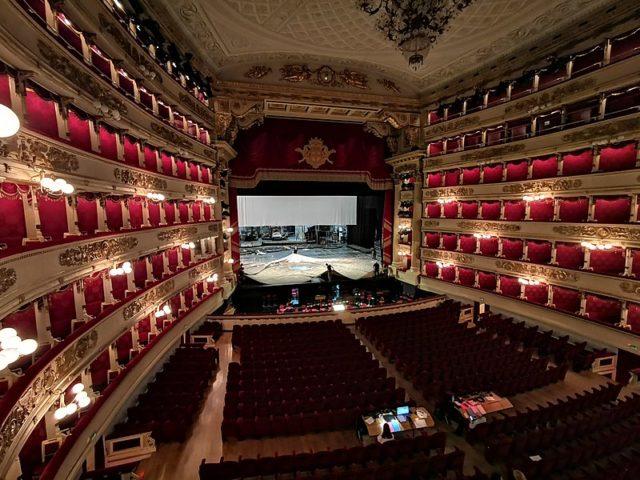 2. Teatro Alla Scala - Milan, Italy
