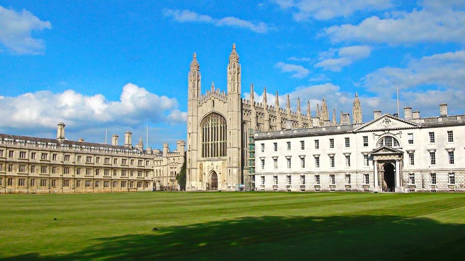 2. University of Cambridge, UK