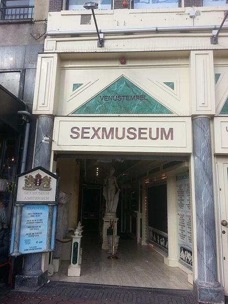 20. Sex Museum - Amsterdam, Holland