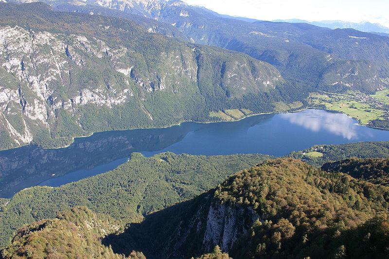 20. Tricorno National Park, Slovenia