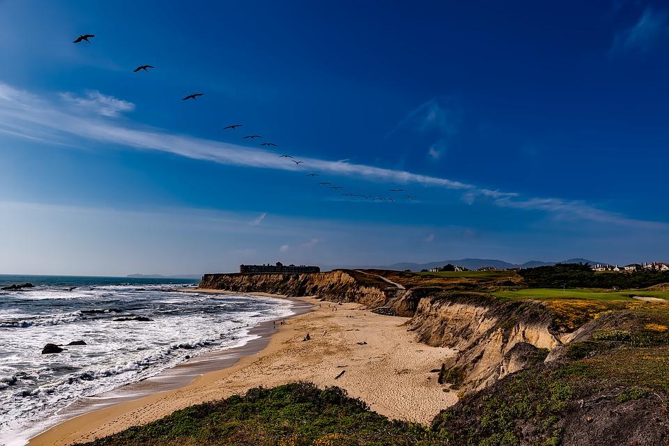 23. Half Moon Bay, California