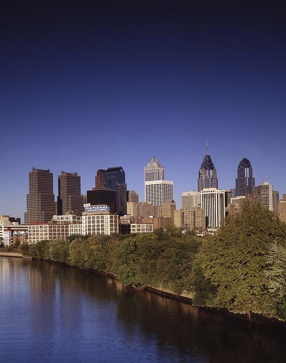 23. Philadelphia, USA