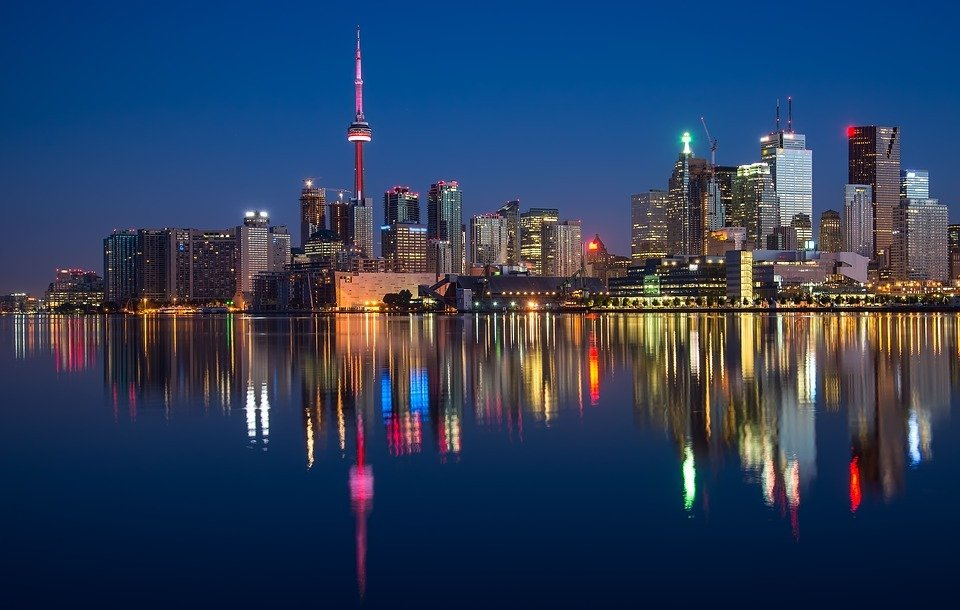 24. Toronto, Canada
