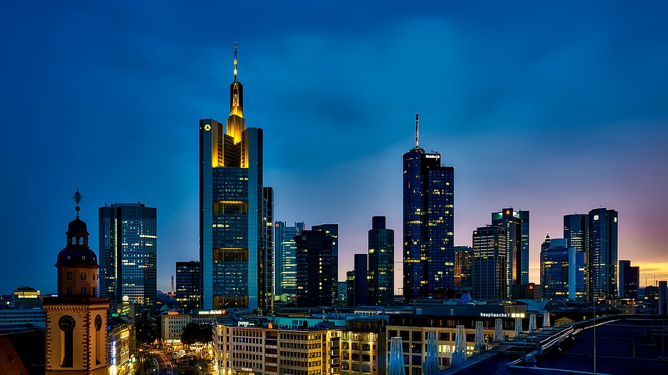 25. Frankfurt, Germany