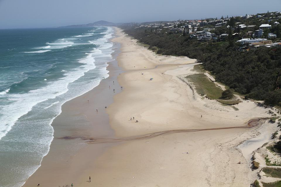 25. Noosa Beach, Australia