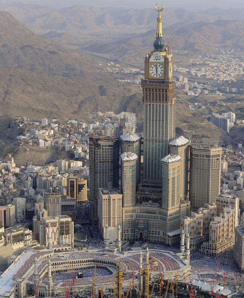 3. Abraj Al Bait