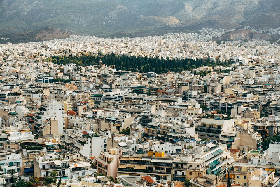 3. Athens, Greece
