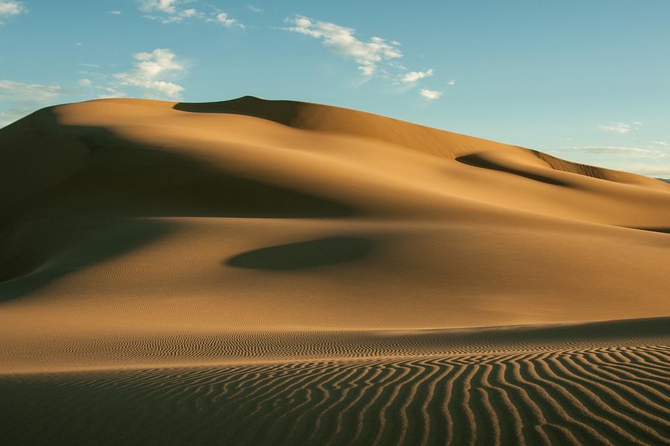 3. Gobi Desert - 1,300,000 km2