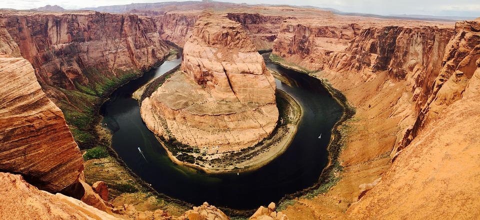 3. Grand Canyon National Park, USA