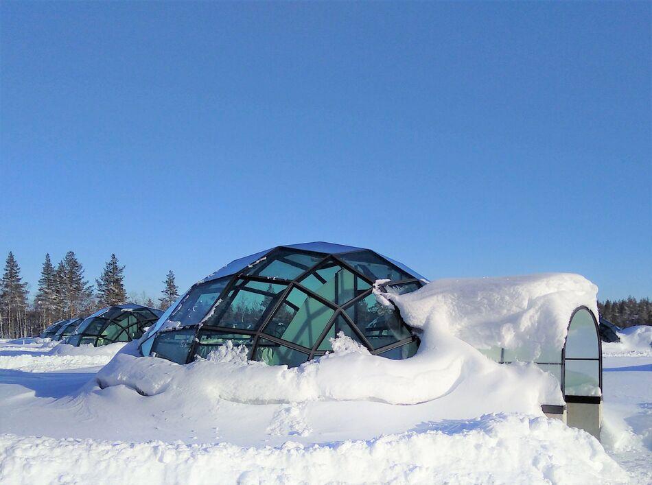 3. Kakslauttanen Artic Resort, Finland