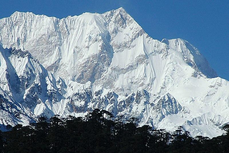 3. Kangchenjunga