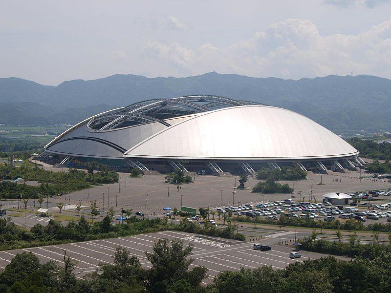 3. Ōita Stadium - Ōita, Japan