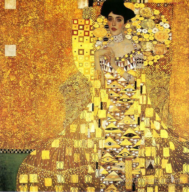 3. Portrait of Adele Bloch Bauer I: $142,8 million