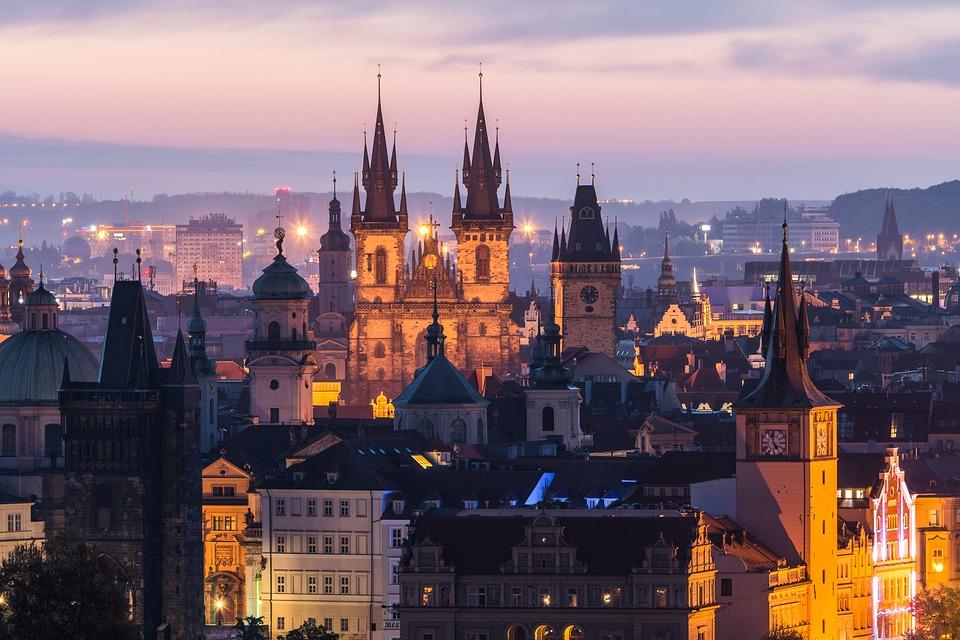3. Prague, Czech Republic